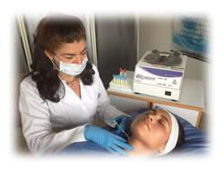 Rejuvenecimiento Facial con Plasma Rico en Plaquetas en Bogotá.  Clínica estética