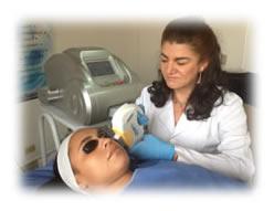 Rejuvenecimiento Facial con Luz Pulsada Intensa en Bogotá. Clínica estética  - Fototerapia